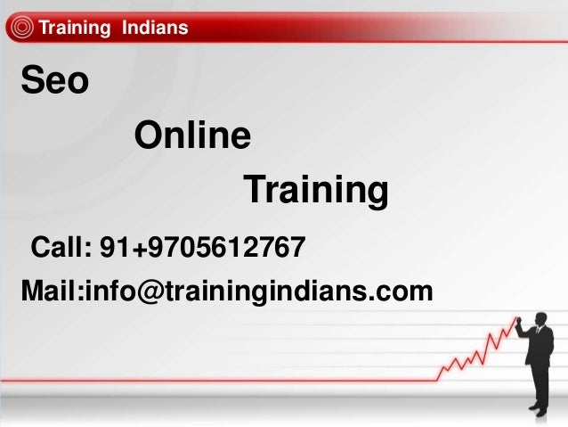 Seo online training in canada usa uk india