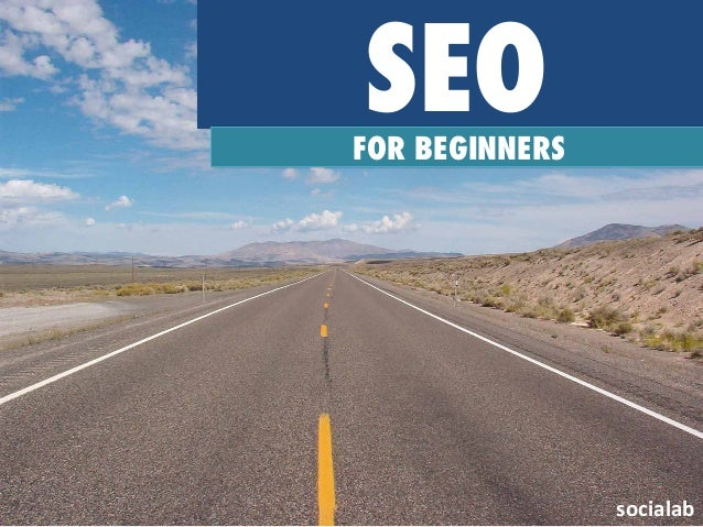 SEO for beginners
