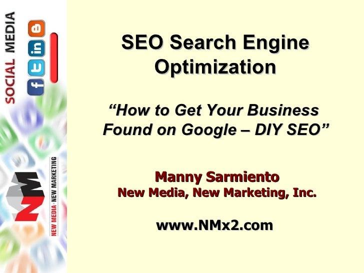SEO Search Engine Optimization Internet Marketing