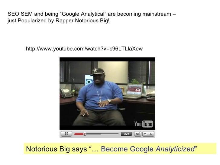 Seo Sem Web Analytics