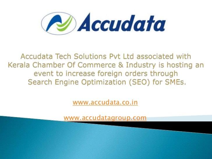 Seo services in cochin