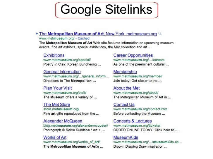 Tips to get nice Google Sitelinks