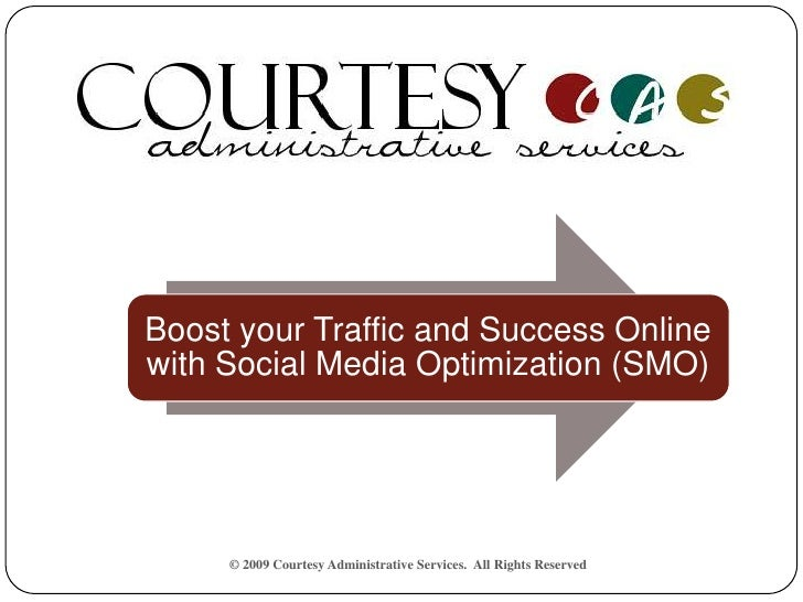 Courtesy Administrative Services - SEO Strategies