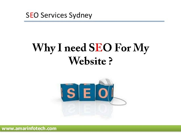 www.amarinfotech.comSEO Services Sydney