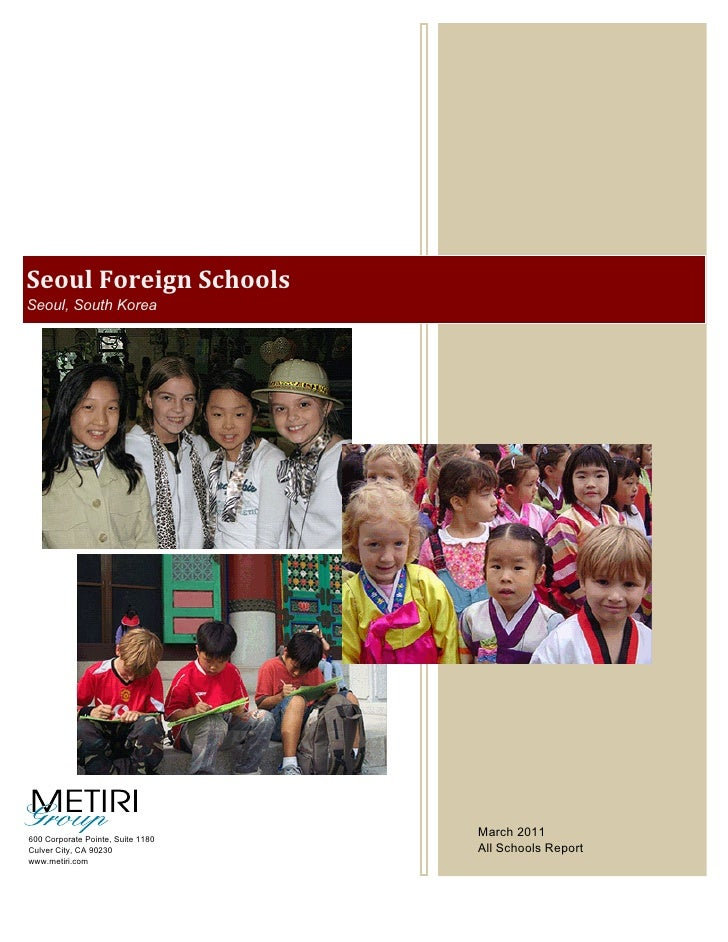 Seoul foreign schools all[1]