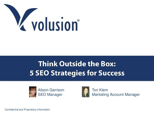 Thinking Outside the Box: 5 SEO Strategies for Success