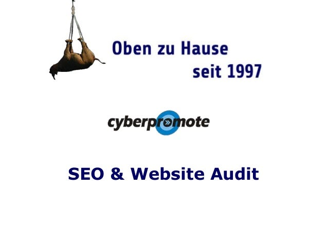 SEO & Website Audit