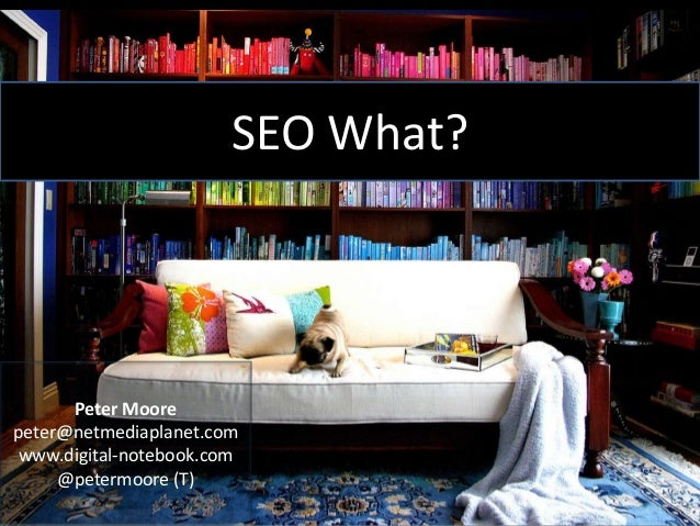SEO What? (SEO and Journalism)