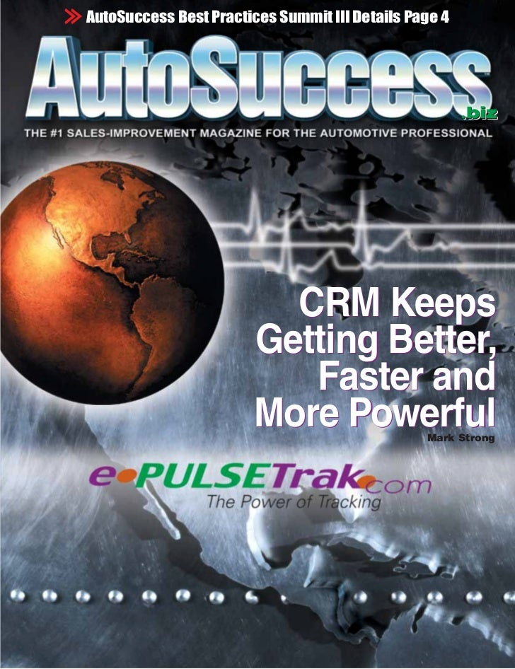 AutoSuccess Best Practices Summit III Details Page 4                                                       .biz           ...