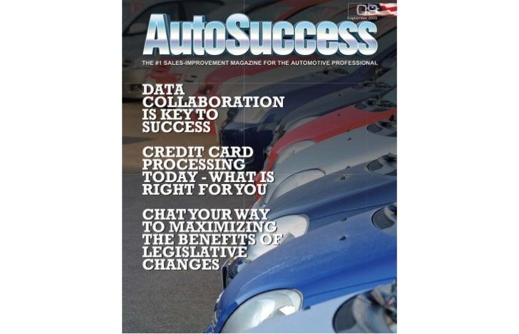 Autosuccess Sep09