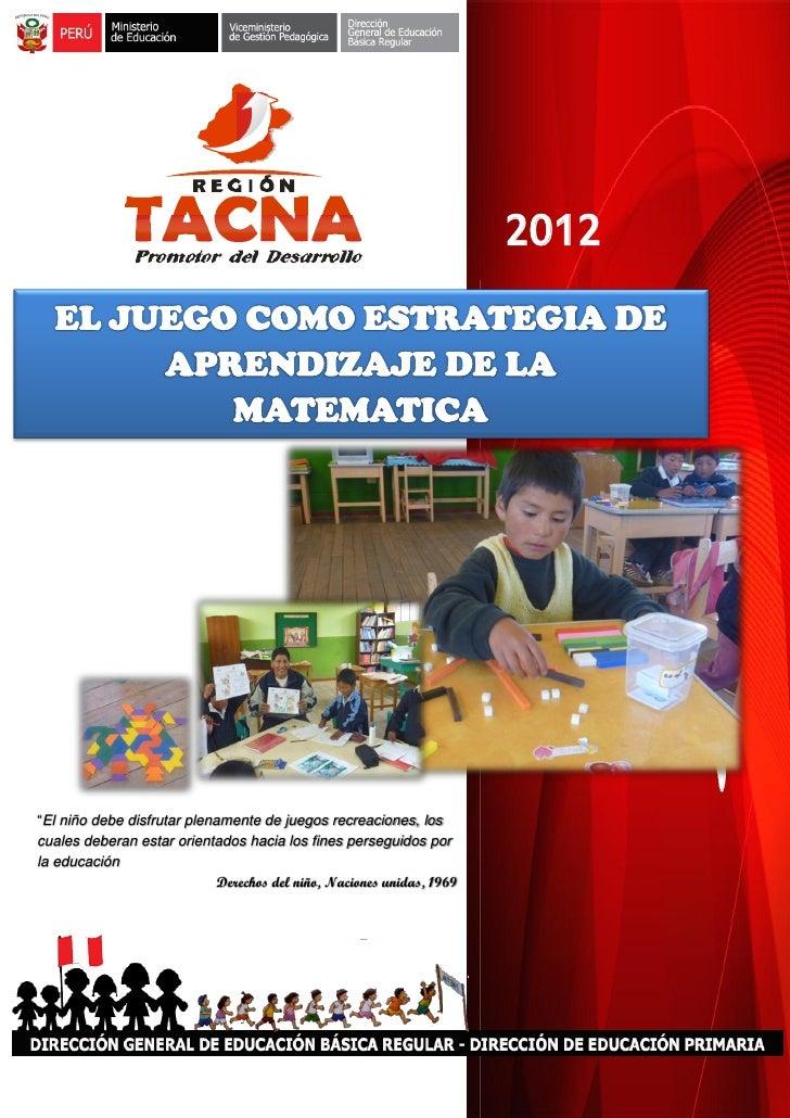 """2012""""El niño debe disfrutar plenamente de juegos recreaciones, loscuales deberan estar orientados hacia los fines persegui..."""