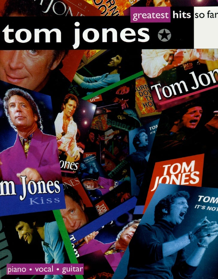 Separated Tom Jones   Greatest Hits