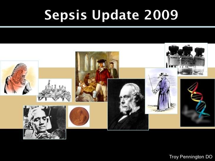 Sepsis 2009 update final