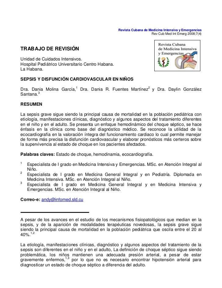 Revista Cubana de Medicina Intensiva y Emergencias                                                                      Re...