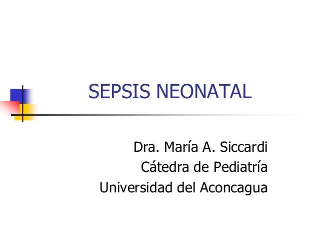 Sepsis neonatal 2012 (3)