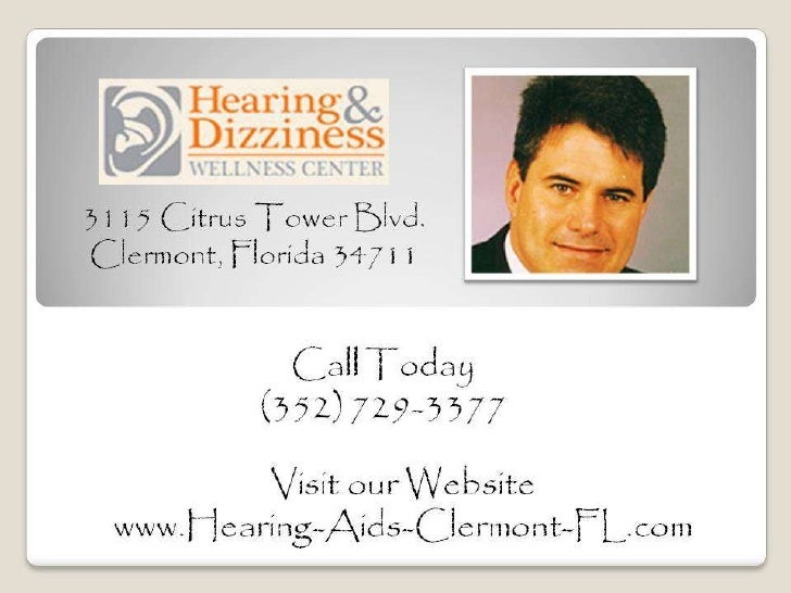 Implantable Hearing Aid Clermont Fl
