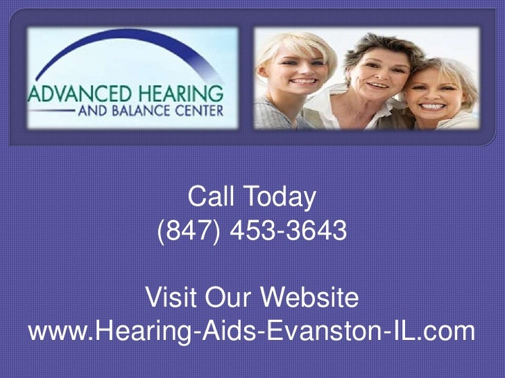 Hearing Loss Evanston IL
