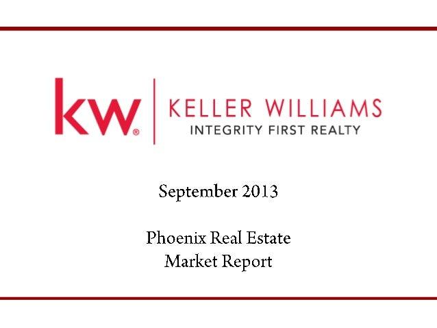 September 2013 east valley market report