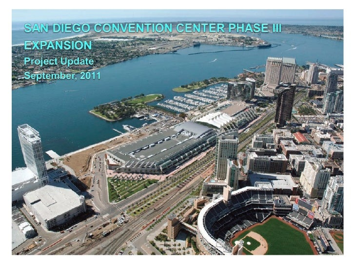 City Council Budget Committee Presentation on Convention Center Expansion