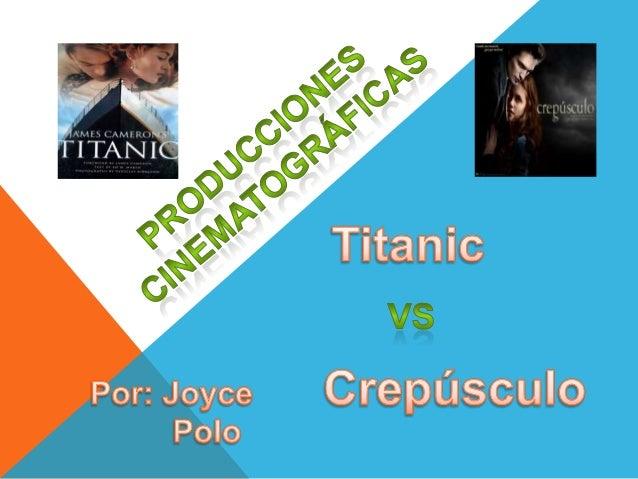 Titanic es una película estadounidense dramática-decatástrofe de 1997 dirigida, escrita, coproducida ycoeditada por James ...