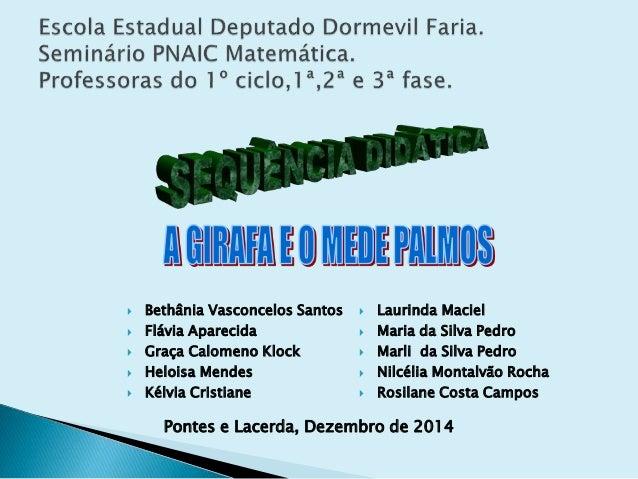 Apresentação da E. E. Deputado Dormevil Faria