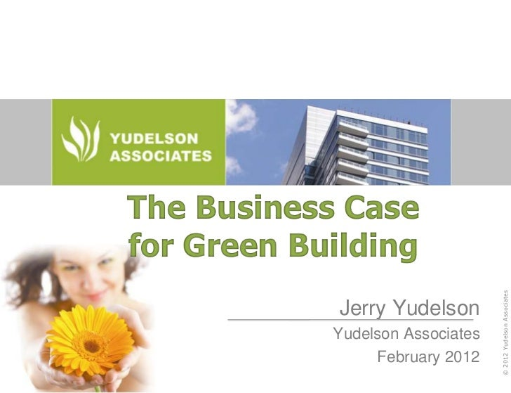 The Business Case for Green Building in Serbia