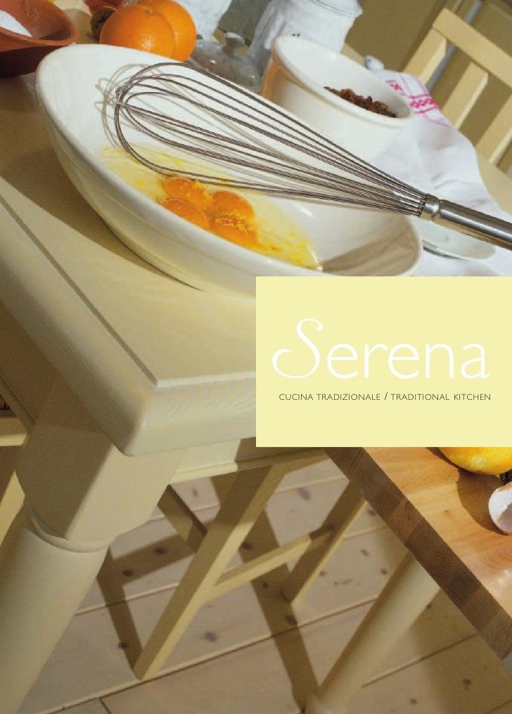 Cucina country modello Serena di Maior Cucine