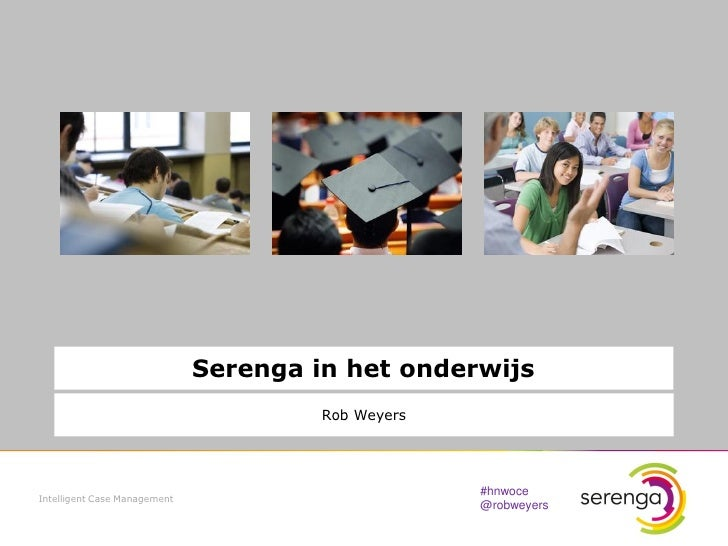 Serenga smart case management in education