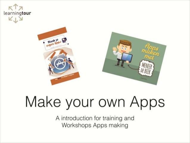 Presentation Serge de Beer - MEDEAnet Webinar Mobile Learning