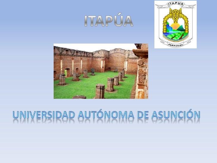 Presentación del DepartamentoUbicaciónActividades ResaltantesSitios TurísticosAutor