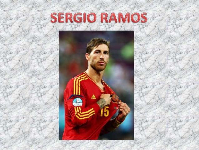 Sergio Ramos García (Camas, Sevilla, 30 de marzo de 1986) es un futbolista español del Real Madrid C. F. de la Primera Div...