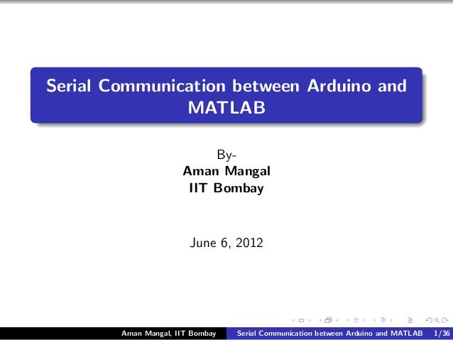 using-arduino-with-matlab-and-simulinkpdf Arduino Matlab