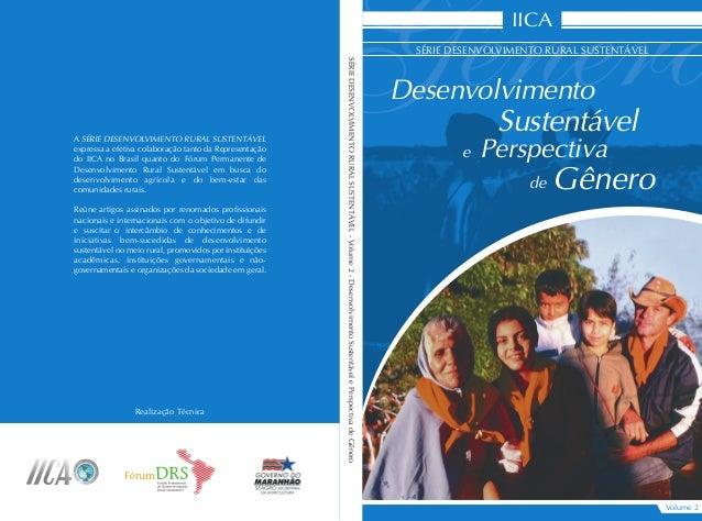 Desenvolvimento sustentável e perspectiva de gênero – Série DRS vol. 2