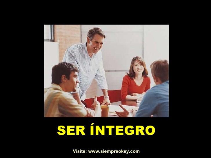 Ser_integro