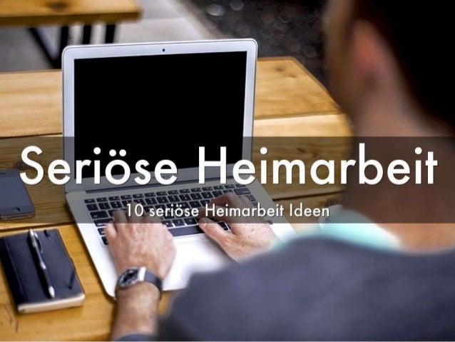 www.heimarbeit24.de 12 Ausführliche Informationen finden Sie auf unserer Webseite: