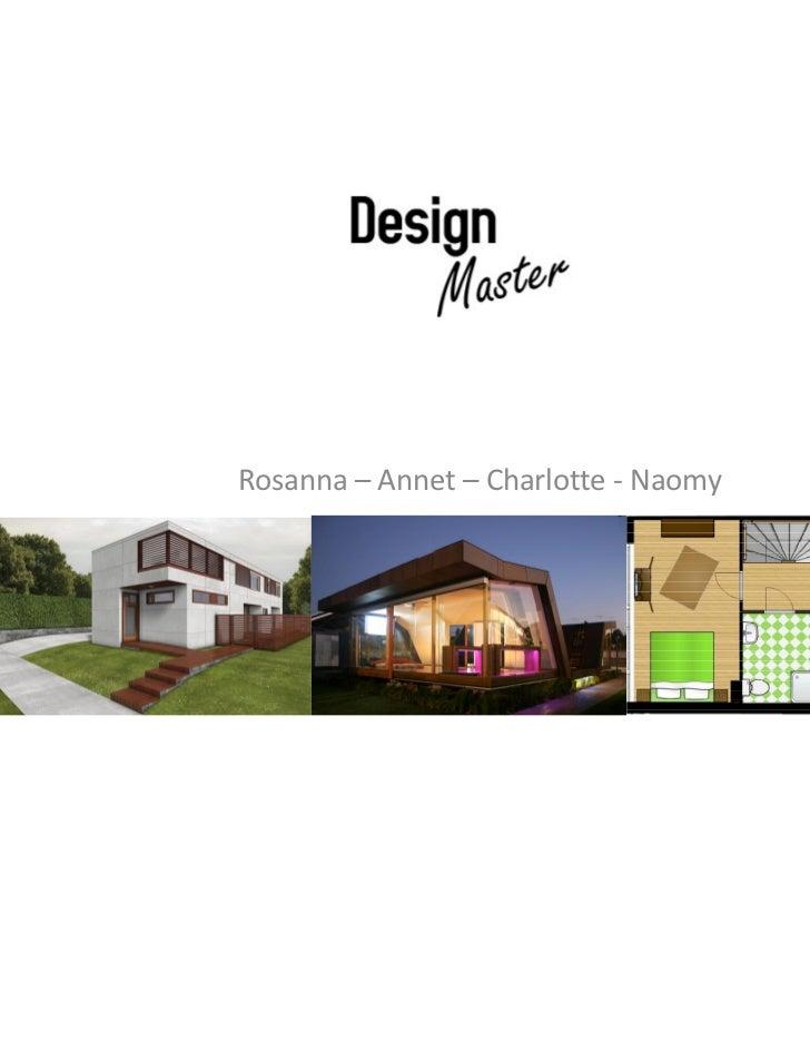 Serious Games - Design Master