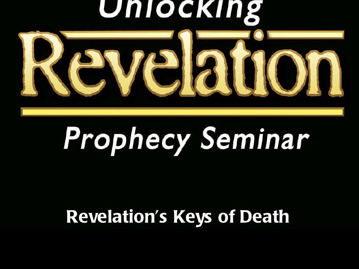 Revelation's Keys of Death