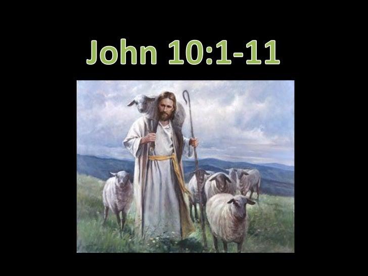 Sermon 05.15.11