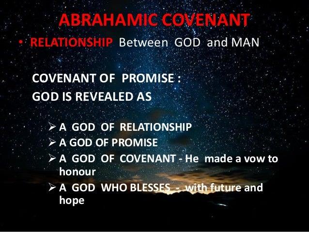 covenant relationship between god abraham