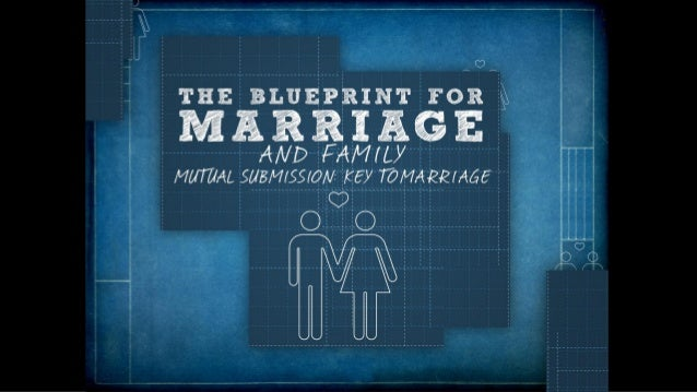 Mutual submission in marriage