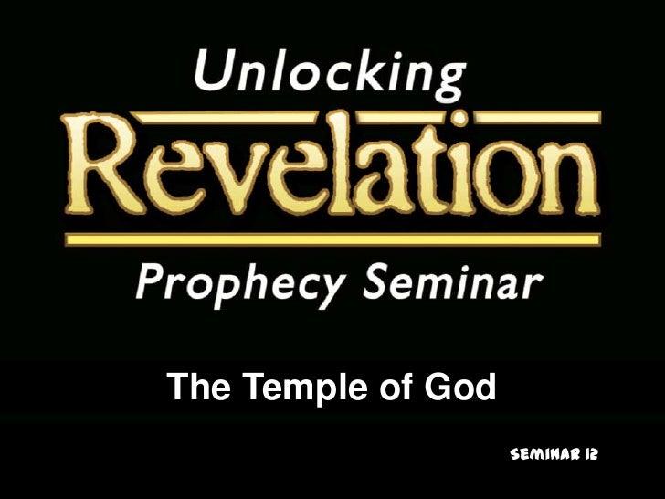 Sermon 12 - The Temple of God