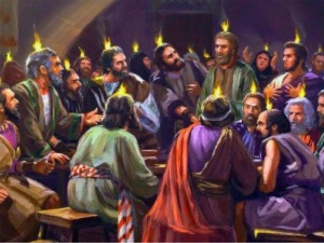 Bilderesultat for acts 2 pentecost
