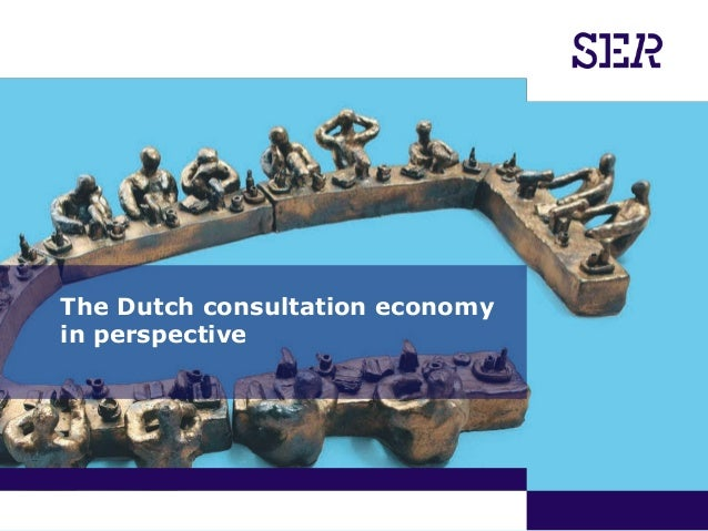 The Dutch consultation economy in perspective