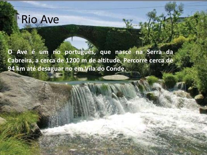 Serras e rios de portugal