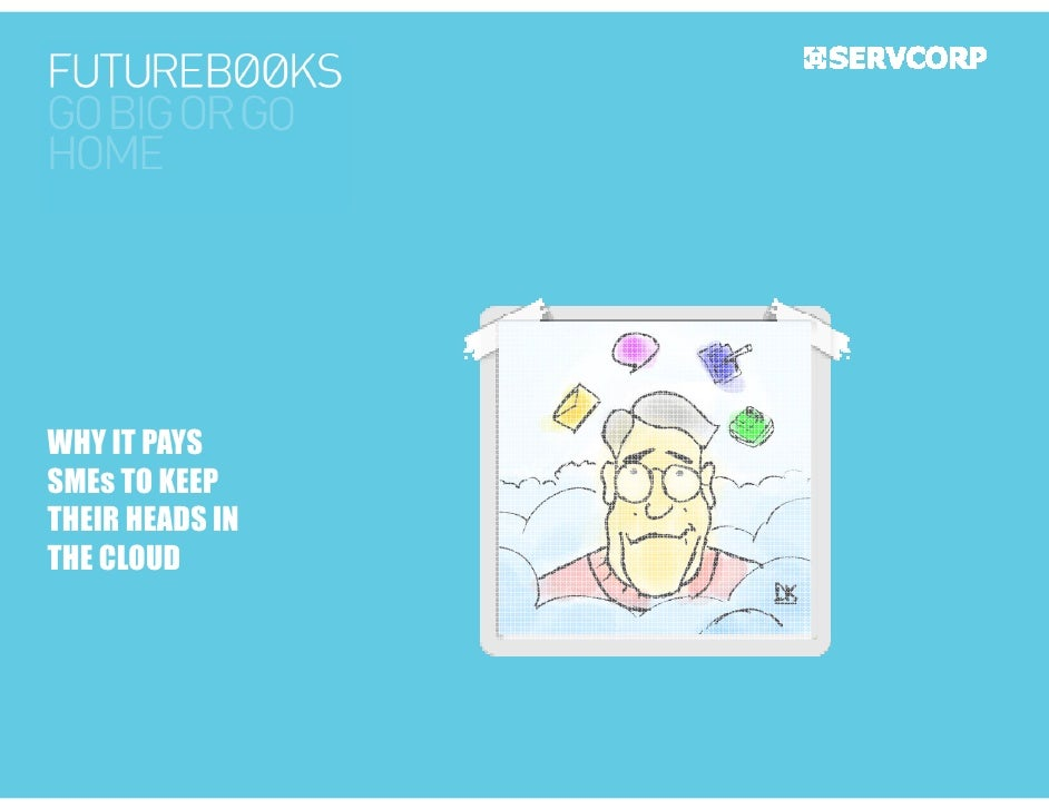 Servcorp futurebooks cloud computing for smes