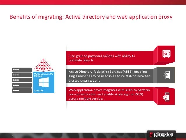 benefits of active directory An oil exploration company has numerous linux and unix devices that it's bringing into active directory through a unified directory tool the project is already providing payback through operational efficiency, audit compliance and better security through privileged user access control.