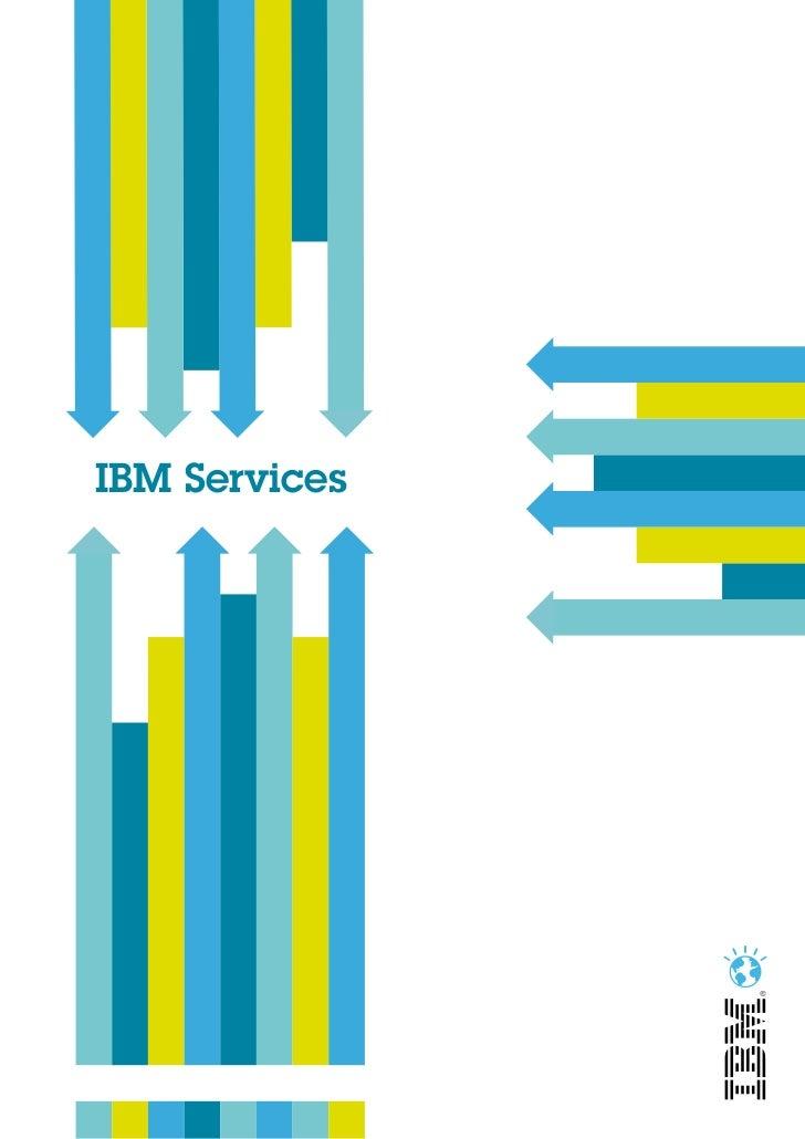 IBM Service Brochure