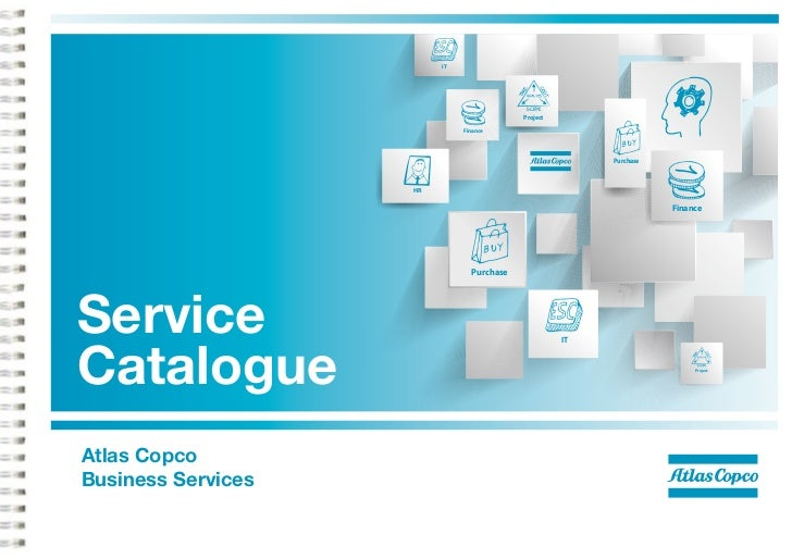Service catalogue for It service catalogue template