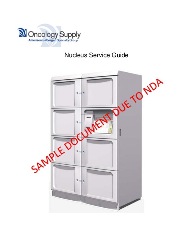 Nucleus Service Guide                                     A                                   ND                          ...