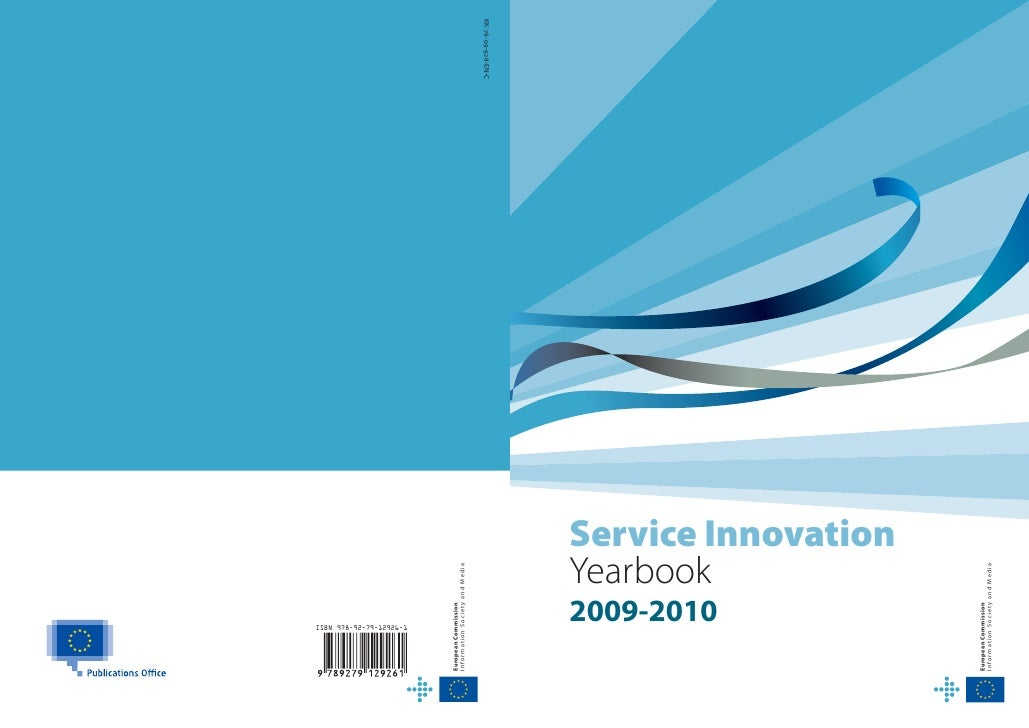 Yearbook                2009-2010                            Service Innovation European Commission I nfor mati on S oc i ...